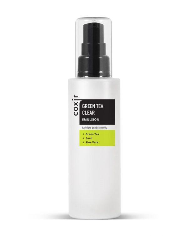 Coxir-Green-Tea-Clear-Emulsion